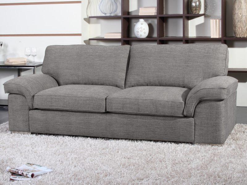 Canapé tissu coton