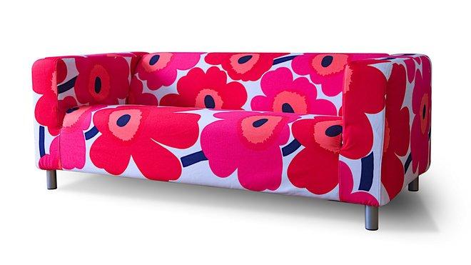 Canapé type Klippan de IKEA