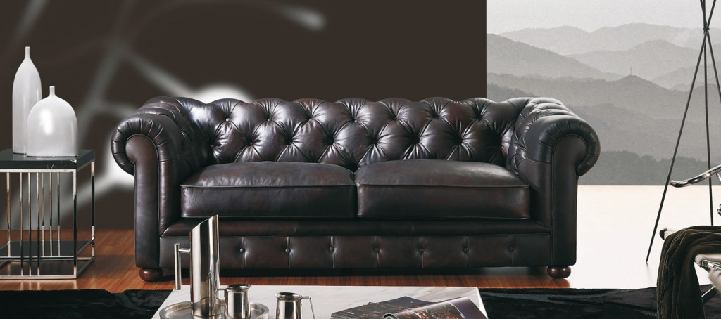 canapé cuir chesterfield