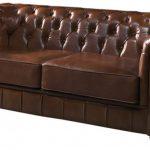 canapé club chesterfield cuir