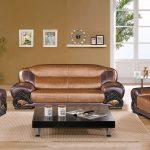 canapé cuir italien design