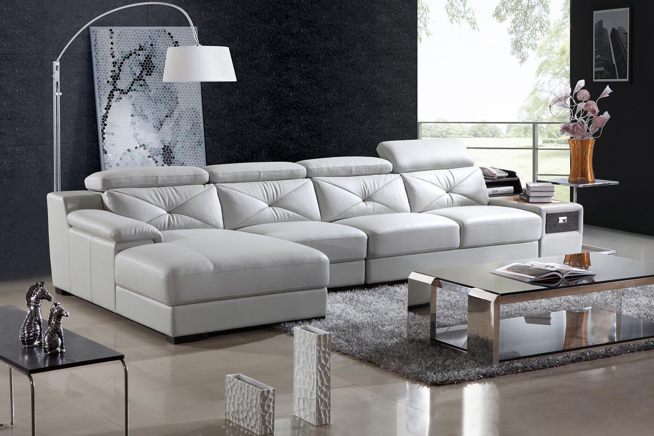 canap d 39 angle cuir tema. Black Bedroom Furniture Sets. Home Design Ideas