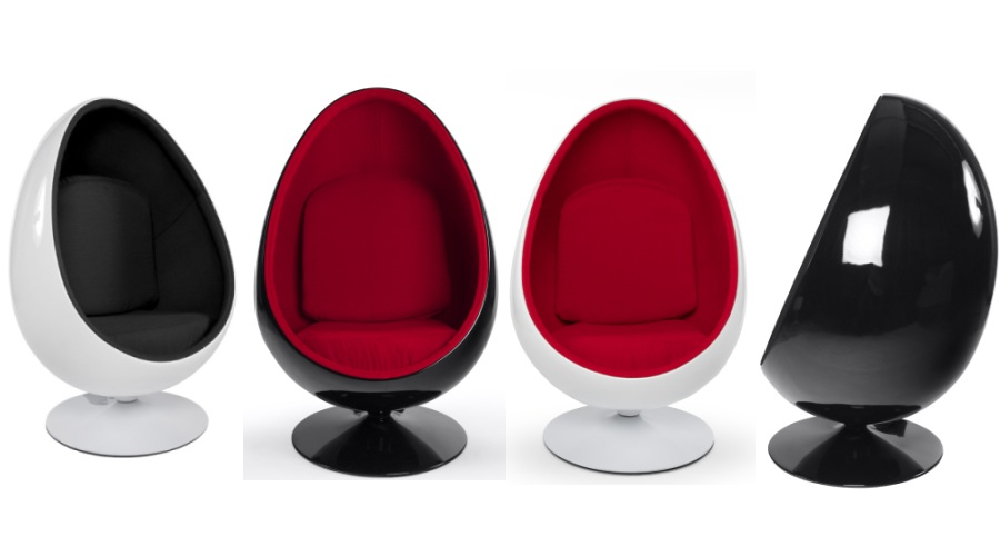 fauteuil oeuf le meilleur guide sur le choix du design et du cocooning. Black Bedroom Furniture Sets. Home Design Ideas