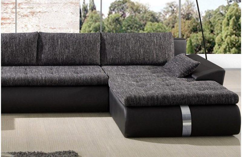 full canapé tissu confortable