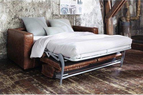 Canape berlin transformé en lit