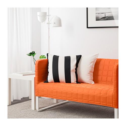 test et avis du mini canap knopparp canap premier prix de ikea. Black Bedroom Furniture Sets. Home Design Ideas