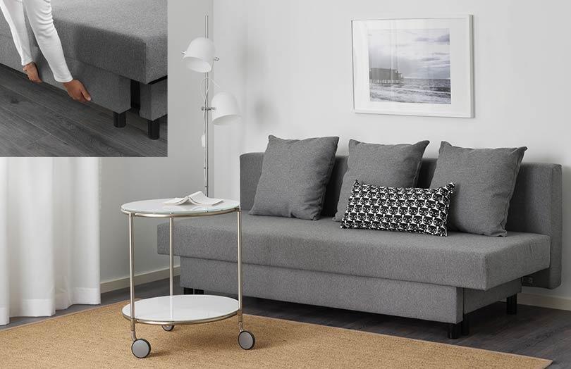 Test Et Avis Complet Du Canapé Modulable Asarum De Ikea