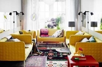 Test et Avis du mini-canapé KNOPPARP : Canapé premier prix de Ikea