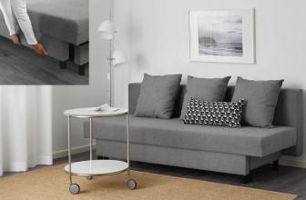 Test complet du canapé modulable ASARUM de IKEA