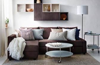 Test du canapé FRIHETEN Ikea : Meilleur convertible de la marque
