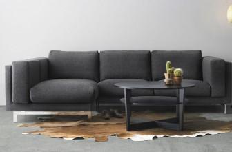 Test et Avis complet du canapé NOCKEBY de chez IKEA