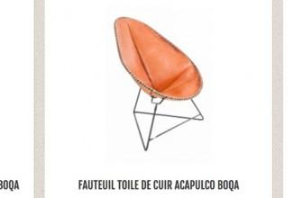 Le fauteuil Acapulco : pourquoi choisir ce modèle ?